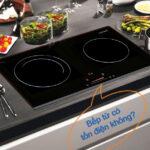 Bếp từ có tốn điện không?